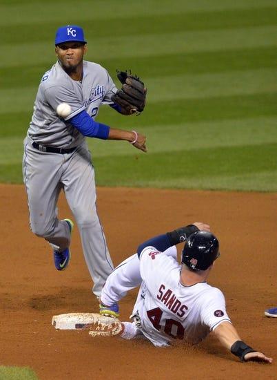 Kansas City Royals vs. Cleveland Indians - 9/25/15 MLB Pick, Odds, and Prediction