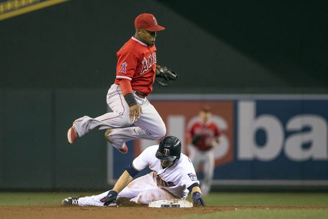 Minnesota Twins vs. Los Angeles Angels - 9/19/15 MLB Pick, Odds, and Prediction
