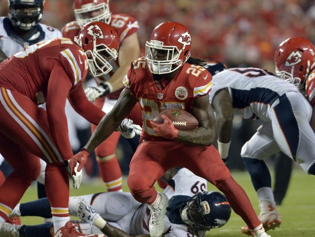 Fantasy Football 2015: Chiefs at Packers Week 3 Preview