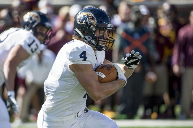 CFB | Western Michigan Broncos (9-0) at Kent State Golden Flashes (3-6)