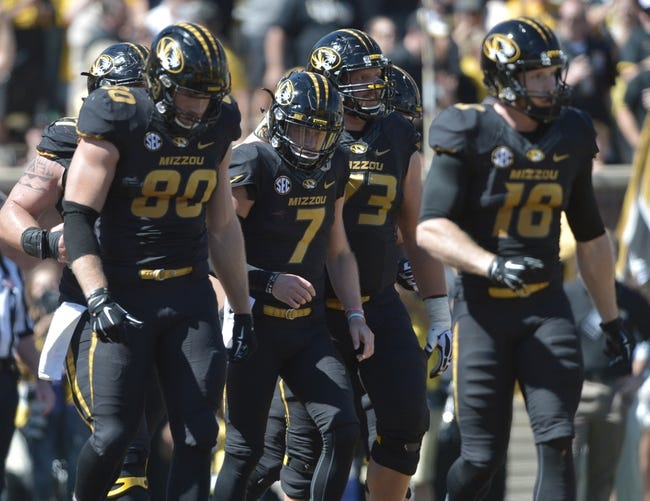 Missouri Tigers vs. Kentucky Wildcats - 9/26/15 College Football Pick, Odds, and Prediction