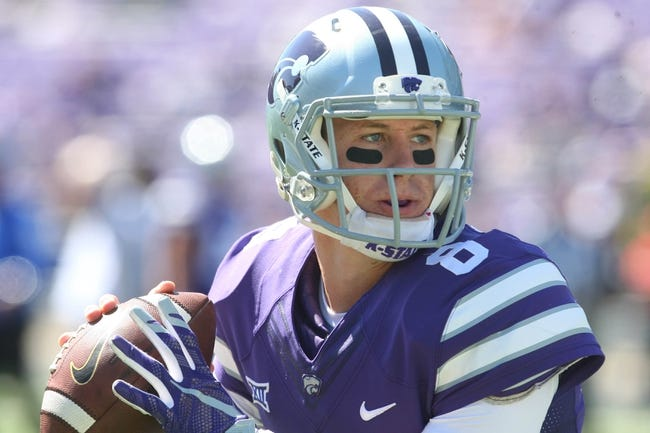 CFB | TCU Horned Frogs (5-0) at Kansas State Wildcats (3-1)