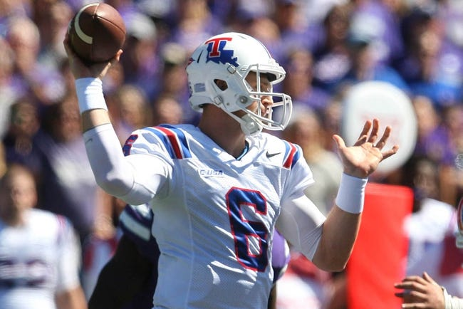 Louisiana Tech vs. FIU - 9/26/15 College Football Pick, Odds, and Prediction
