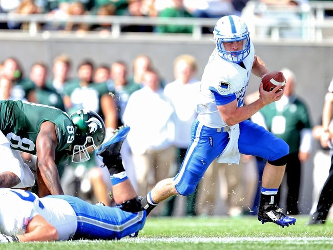 Air Force Falcons vs. Wyoming Cowboys - 10/10/15 College Football Pick, Odds, and Prediction