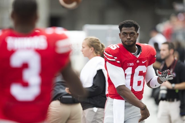 Ohio State vs. Western Michigan - 9/26/15 College Football Pick, Odds, and Prediction