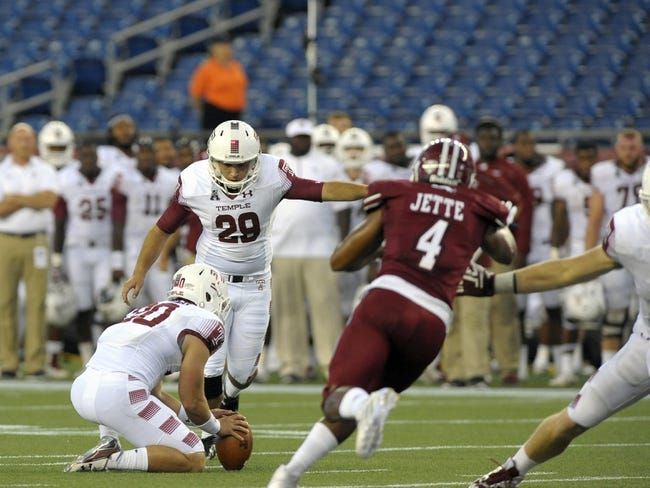 Temple vs. UMass - 9/15/17 College Football Pick, Odds, and Prediction