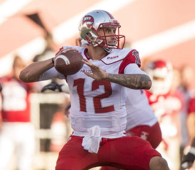 Western Kentucky vs. Miami (Ohio) - 9/26/15 College Football Pick, Odds, and Prediction