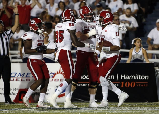 Louisville at North Carolina State - 10/3/15 College Football Pick, Odds, and Prediction