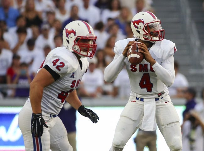 SMU vs. James Madison - 9/26/15 College Football Pick, Odds, and Prediction