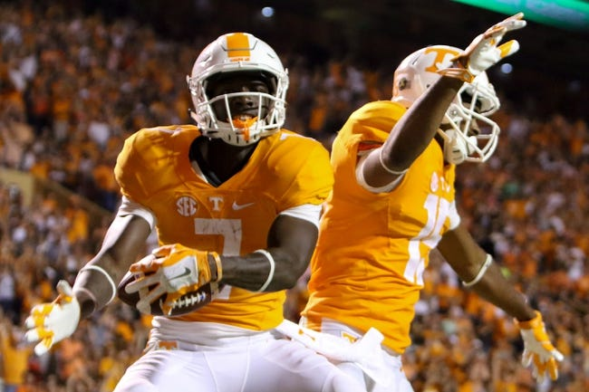 Appalachian State Mountaineers at Tennessee Volunteers - 9/1/16 College Football Pick, Odds, and Prediction