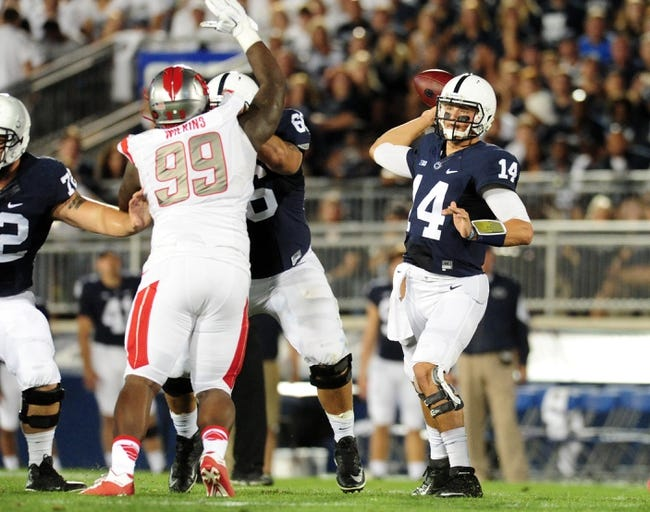 Penn State vs. San Diego State - 9/26/15 College Football Pick, Odds, and Prediction