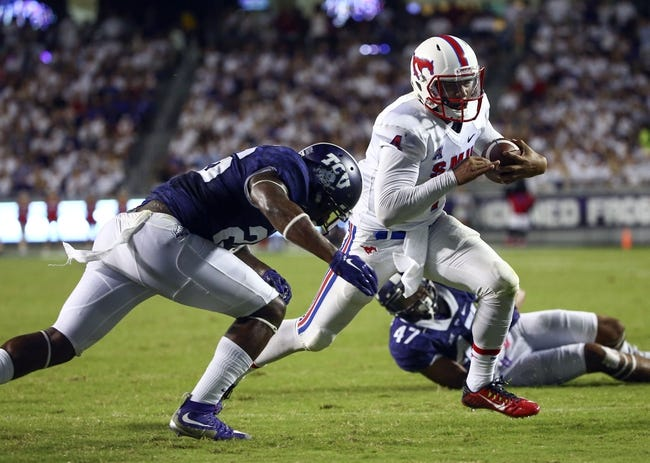 SMU Mustangs vs. East Carolina Pirates - 10/3/15 College Football Pick, Odds, and Prediction