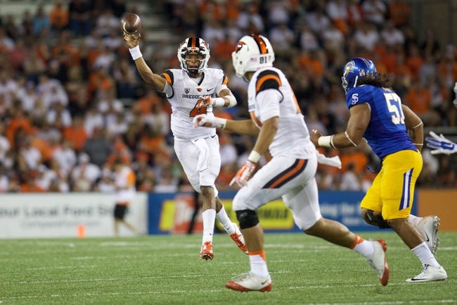 Stanford at Oregon State - 9/25/15 College Football Pick, Odds, and Prediction