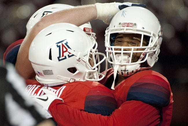 UCLA at Arizona - 9/26/15 College Football Pick, Odds, and Prediction