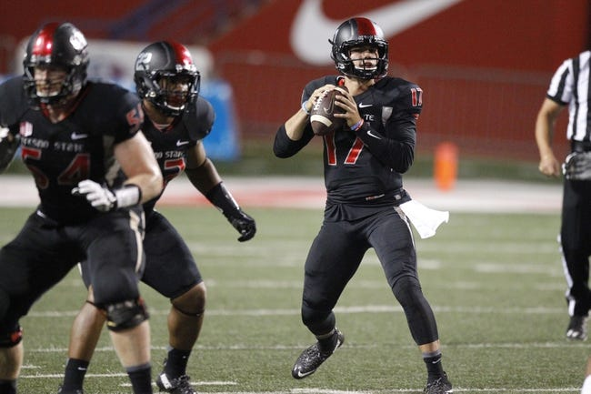 UNLV at Fresno State - 10/16/15 College Football Pick, Odds, and Prediction