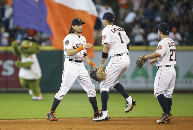 Oakland Athletics vs. Houston Astros - 4/29/16 MLB Pick, Odds, and Prediction