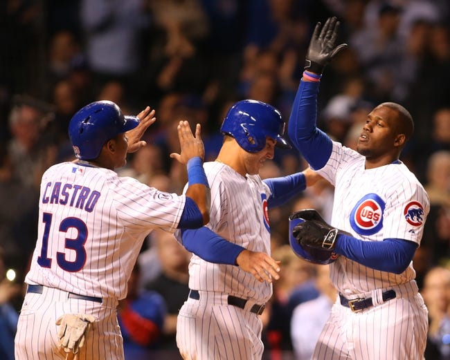 Cubs vs. Brewers - 9/22/15 MLB Pick, Odds, and Prediction
