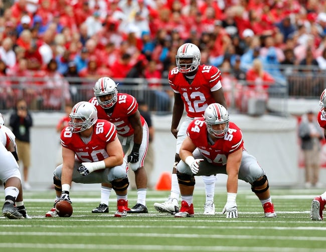 Maryland Terrapins vs. Ohio State Buckeyes - 10/10/15 College Football Pick, Odds, and Prediction