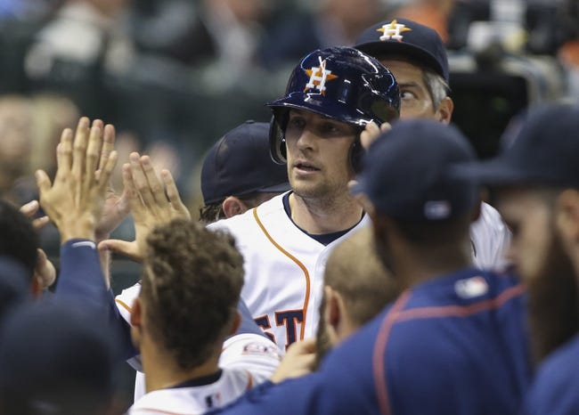 Astros vs. Angels - 9/23/15 MLB Pick, Odds, and Prediction