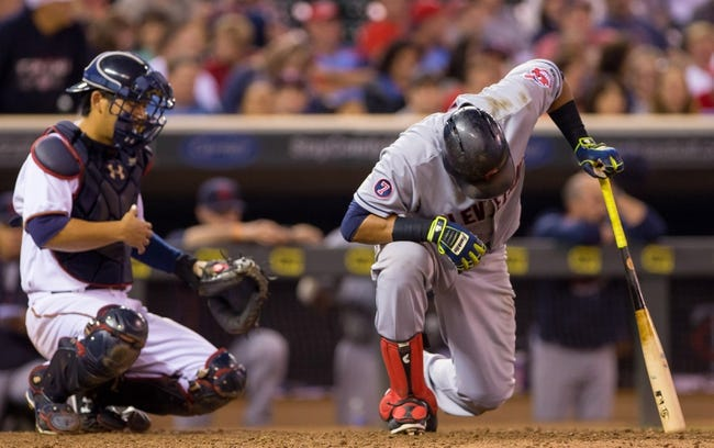 Minnesota Twins vs. Cleveland Indians - 9/23/15 MLB Pick, Odds, and Prediction