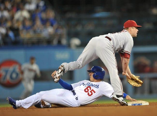 Los Angeles Dodgers vs. Arizona Diamondbacks - 9/23/15 MLB Pick, Odds, and Prediction