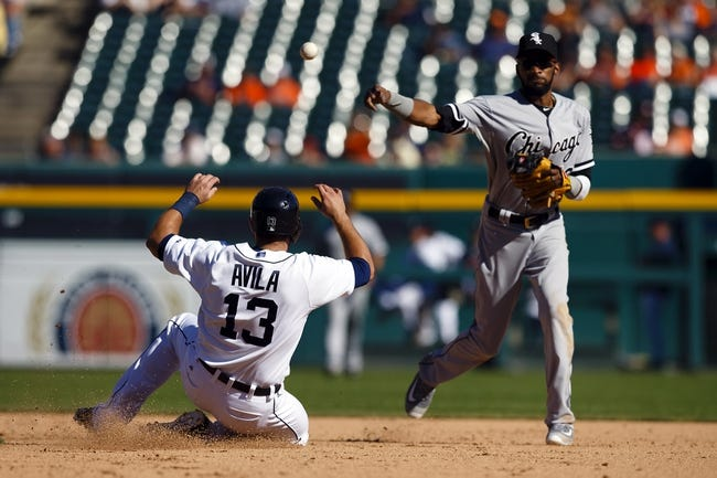 Chicago White Sox vs. Detroit Tigers - 10/3/15 MLB Pick, Odds, and Prediction