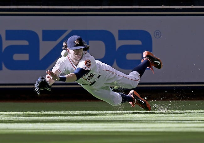 Los Angeles Angels vs. Houston Astros - 5/27/16 MLB Pick, Odds, and Prediction