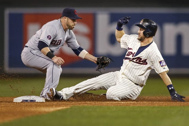 Twins vs. Indians - 9/24/15 MLB Pick, Odds, and Prediction