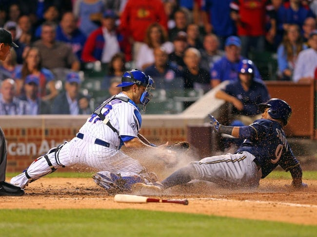 Milwaukee Brewers vs. Chicago Cubs - 10/2/15 MLB Pick, Odds, and Prediction