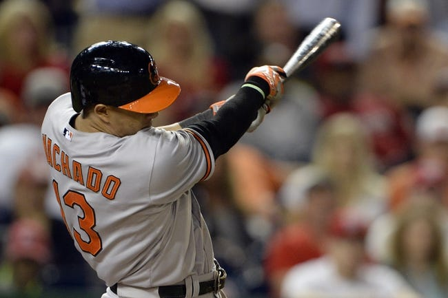 Orioles vs. Nationals - 8/22/16 MLB Pick, Odds, and Prediction