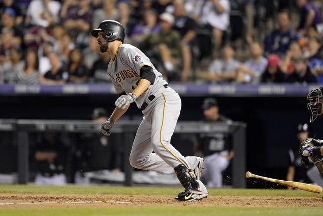 Colorado Rockies vs. Pittsburgh Pirates - 9/24/15 MLB Pick, Odds, and Prediction