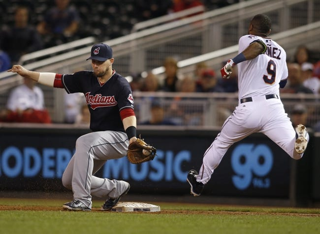 Indians vs. Twins - 9/28/15 MLB Pick, Odds, and Prediction