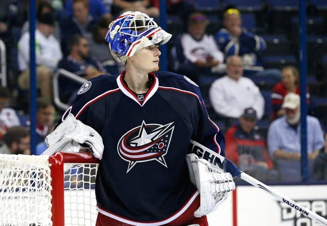 Pittsburgh Penguins vs. Columbus Blue Jackets - 11/13/15 NHL Pick, Odds, and Prediction