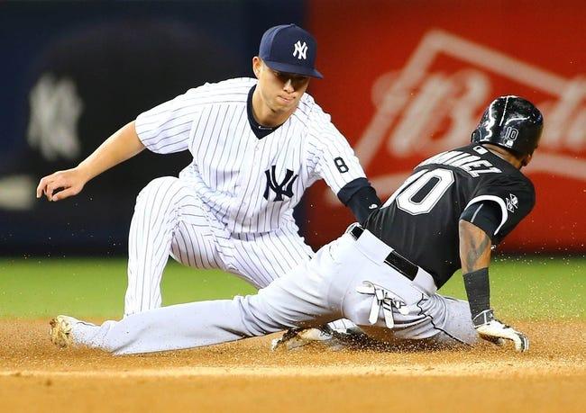 Yankees vs. White Sox - 9/26/15 MLB Pick, Odds, and Prediction