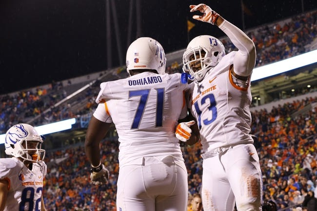 Colorado State Rams vs. Boise State Broncos - 10/10/15 College Football Pick, Odds, and Prediction