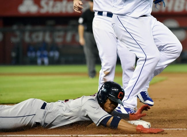 Kansas City Royals vs. Cleveland Indians - 9/26/15 MLB Pick, Odds, and Prediction