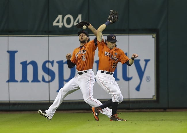 Astros vs. Rangers - 9/26/15 MLB Pick, Odds, and Prediction