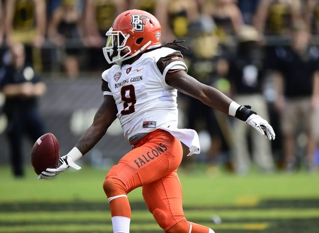 Georgia Southern vs. Bowling Green - 12/23/15 GoDaddy Bowl College Football Pick, Odds, and Prediction