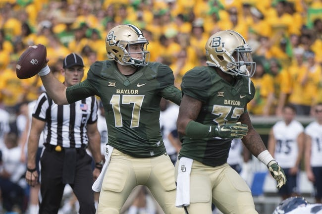 Texas Tech vs. Baylor - 10/3/15 College Football Pick, Odds, and Prediction