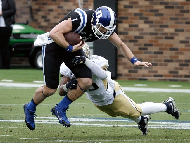 Boston College Eagles at Duke Blue Devils - 10/3/15 College Football Pick, Odds, and Prediction
