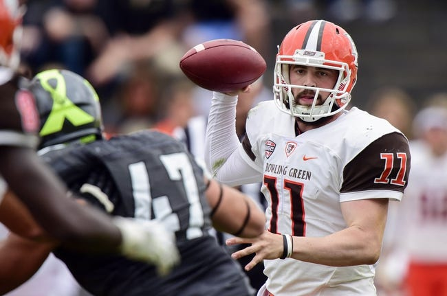 Bowling Green vs. Ohio - 11/4/15 College Football Pick, Odds, and Prediction