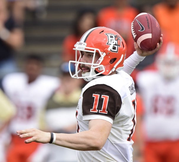 Ohio at Bowling Green - 11/4/15 College Football Pick, Odds, and Prediction