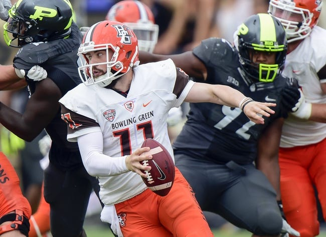 CFB | Bowling Green Falcons (9-3) at Northern Illinois Huskies (8-4)