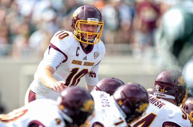 Central Michigan vs. Northern Illinois - 10/3/15 College Football Pick, Odds, and Prediction