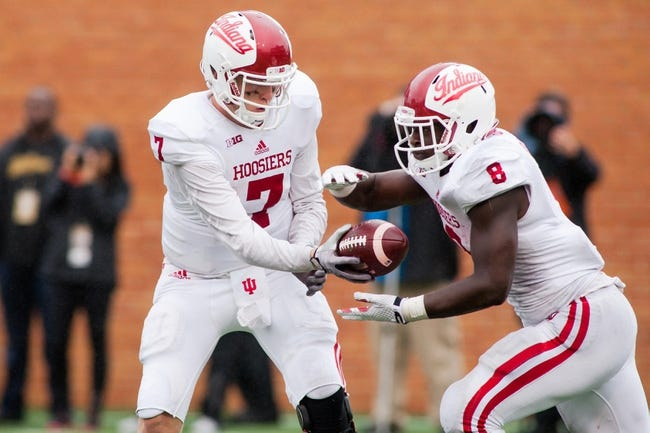 Ohio State Buckeyes at. Indiana Hoosiers - 10/3/15 College Football Pick, Odds, and Prediction