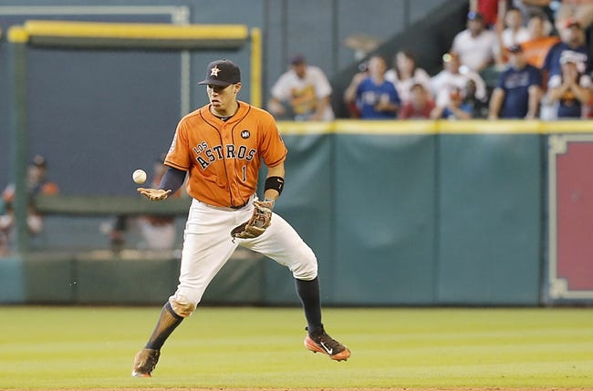 Houston Astros vs. Texas Rangers - 9/27/15 MLB Pick, Odds, and Prediction