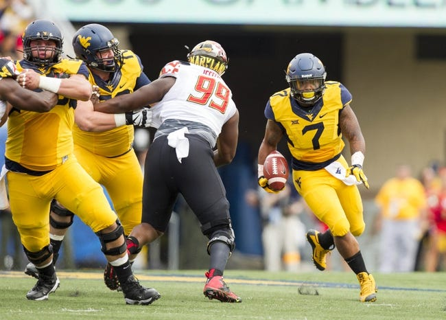 Texas Longhorns vs. West Virginia Mountaineers - 11/14/15 College Football Pick, Odds, and Prediction