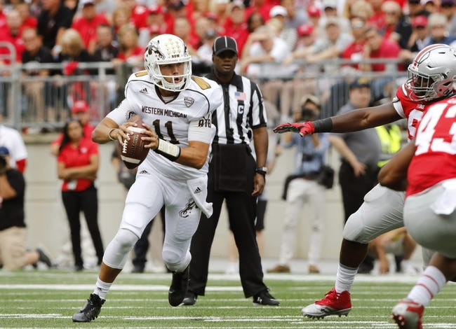 Western Michigan Broncos vs. Bowling Green Falcons - 11/11/15 College Football Pick, Odds, and Prediction