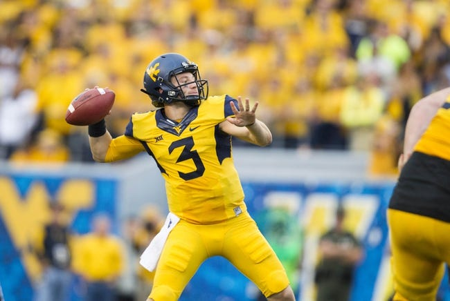CFB | Oklahoma State Cowboys (5-0) at West Virginia Mountaineers (3-1)