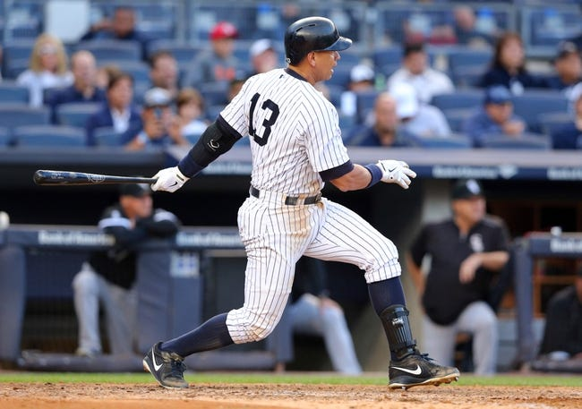 Yankees vs. White Sox - 9/27/15 MLB Pick, Odds, and Prediction